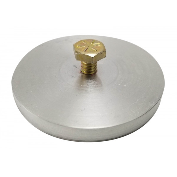 Aluminum Adhesion Disk